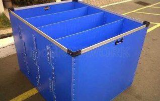 Box Partisi, Corrugated Box
